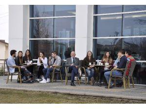 Prof. Dr. Yıldırım Üçtuğ'dan Öğrencilere YGS Öncesi Altın Tavsiyeler