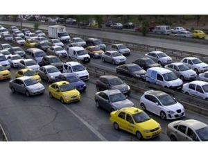 Erzurum'da Trafiğe Kayıtlı Araç Sayısı Ocak Ayı Sonu İtibarıyla 107 Bin 233 Oldu