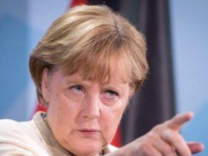 Merkel: Türkiye ile Anlaşamazsak Yunanistan Bu Yükü Kaldıramaz