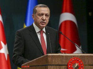 Erdoğan: Anayasa Mahkemesi kendini birincil mahkemenin yerine koymuştur
