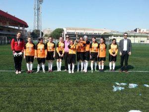 Çanakkale Yıldız Kızlar Futbol Müsabakaları