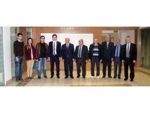 Çankırı Kent Konseyi yürütme kurulu toplantısı yapıldı