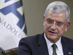 AB Bakanı Bozkır: Avrupa'dan iade edilecek göçmen sayısı milyonlar değil