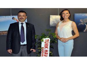 Türkiye'yi Havadan Görüntüledi