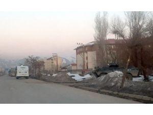 Yüksekova'da Operasyon Hazırlığı