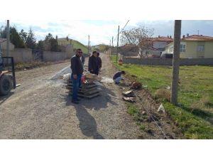 Cihanbeyli'de Çevre Düzenlemeleri Sürüyor