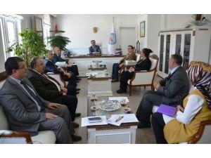 """Tatvan'da """"YGS Sınav Güvenliği"""" Toplantısı"""