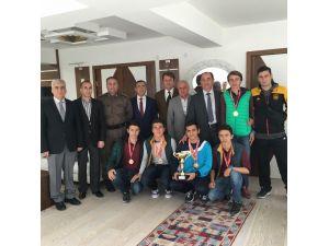 Soma Eml Oryantiring'de Türkiye Şampiyonu Oldu