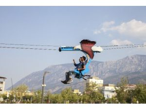 Tasarım Ödüllü Cemer'den, Macera Dolu Oyun Parkları