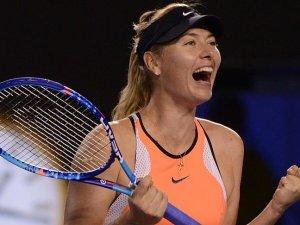 Sharapova tenise dönmek istiyor