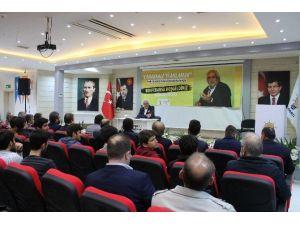 Tarihçi Yazar Yavuz Bahadıroğlu Çanakkale'yi Anlattı