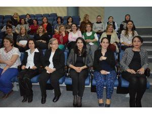 Özel Ümit'ten Kadınlara Meme Kanseri Eğitimi