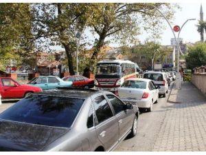 Bartın'daki Araç Sayısı 45 Bin 458'e Yükseldi