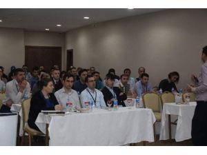 Sebgis Projesi Hakkında Kırşehir'de Bilgilendirme Yapıldı