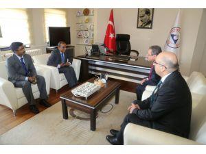 Hindistan Büyükelçisi Kulshreshth: Türkiye ile kültürel işbirliği artırılmalı