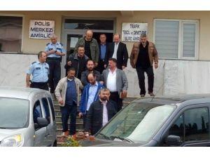 Belediye Başkanını Vuran Sanığa Tahliye Kararı