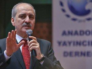 Başbakan Yardımcısı Kurtulmuş: Yeni anayasa bu parlamentonun boynunun borcudur