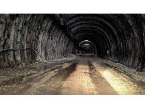 Esenköy'deki En Uzun Tünel Tamamlandı