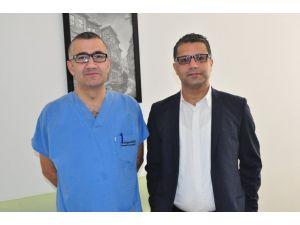Cerrahi onkoloji alanında ilk uzman Balcalı'dan