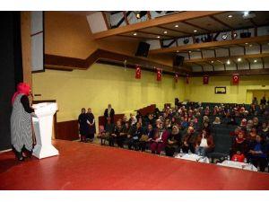 "Aksaray'da ""Kadın Psikolojisi"" Konferansı"