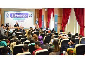 Başkan Edebali'den Gençlere Başarının Formülü