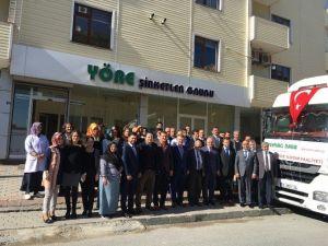 Suriyeli Türkmenlere 26 Tonluk Yardım