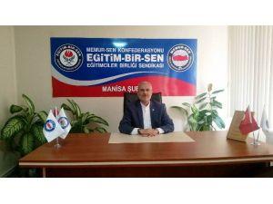 """Sofuoğlu: """"Nöbetçi Öğretmen, Güvenlik Görevlisi Değildir!"""""""