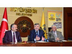Büyükşehir'den Uluslararası Hat, Tezhip Ve Minyatür Yarışması