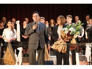 Türk Müziği Topluluğu'ndan bahar konseri