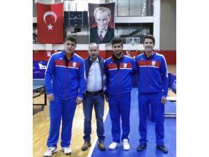 MSKÜ Tenisçileri Üni-lig Finallerinde