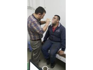 Aksaray'da Hastanede Mesai Dışı Poliklinik Muayenesi Başladı
