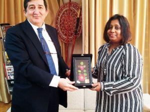 EXPO 2016'ya Katılan 38'inci Ülke Sri Lanka