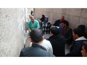 Kaçak göçmen faciasından hayatını kaybedenlerin cenazeleri alındı