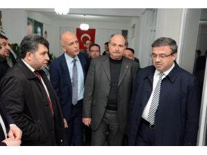 AK Parti Afyonkarahisar İl Yönetim Kurulu Toplantısı Yapıldı