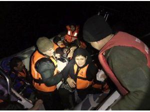 Balıkesir'de 26 Afgan Uyruklu Göçmen Yakalandı