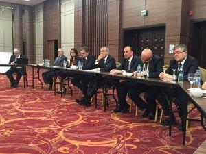 TFF Temsilciler Kurulu değerlendirme toplantısı yapıldı