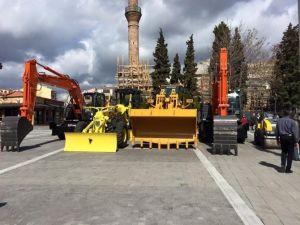 """Başkan Cahan; """"Türkiye'nin En Güçlü Belediyeleri Arasındayız"""""""
