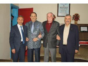 SESOB Başkanı Köksaldan İlçelere Ziyaret