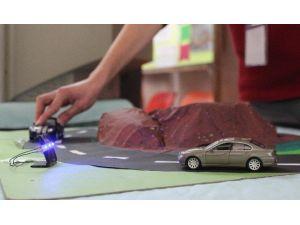 Genç Mucitlerden Trafik Kazalarını Azaltacak Proje