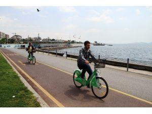 İspark'ın 'Akıllı Bisiklet' Uygulaması Yaygınlaşıyor