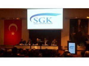 Çalışma Ve Sosyal Güvenlik Bakanı Süleyman Soylu:
