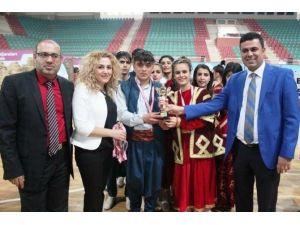 Diyarbakır'da Folklor Müsabakaları Sona Erdi