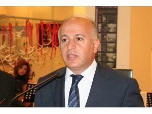 Prof.dr İlhan İçen'de Rektörlüğe Adaylığını Açıkladı
