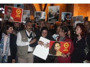 Ankara Saldırısında Hayatını Kaybedenler Adana'da Anıldı