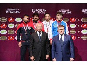 Soner Ve Yasemin Avrupa Şampiyonu Oldu