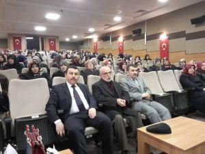 Yozgat Müftülüğü 'Göç Bağlamında Saadetin Mimarları' Konulu Konferans Düzenledi