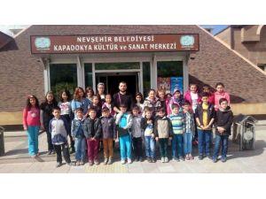 Nevşehir Belediyesi Çocuk Korosu Çalışmalarını Sürdürüyor