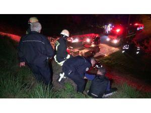 Madde Bağımlısı Genç 112, İtfaiye Ve Polis Ekiplerini Seferber Etti