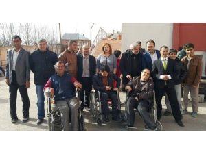 Engelliler Sanatçı Ali Gündüz İle Coştu