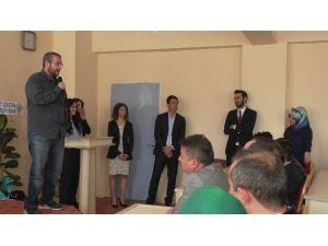 Beyşehir'de Madde Bağımlılığı Konferansı